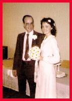 George & Sharon Wedding Photo